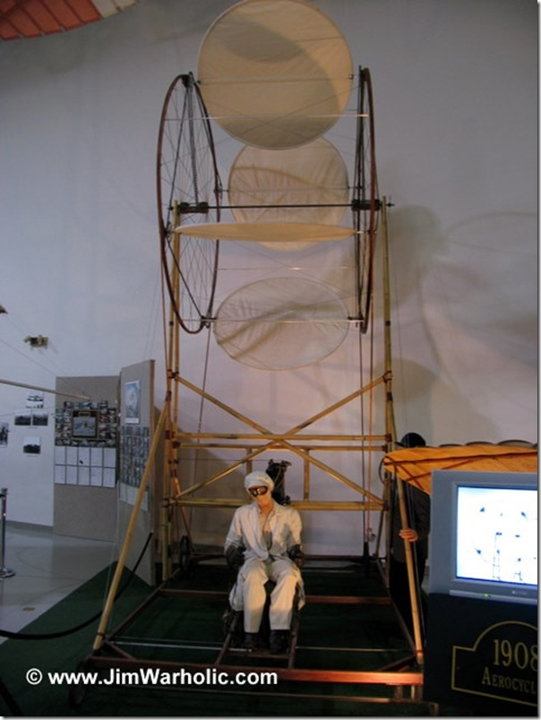 1908 Odd Non Flying Contraption