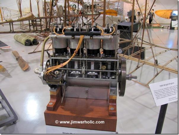 1909 Wright Engine