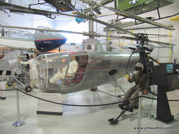 Helicopters of 20th Century