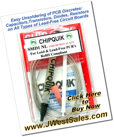 CHIPQUIK at JWestSales.com